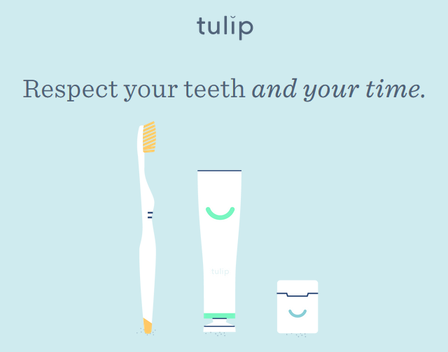 free toothbrush