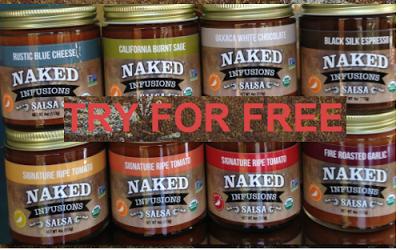 naked salsa