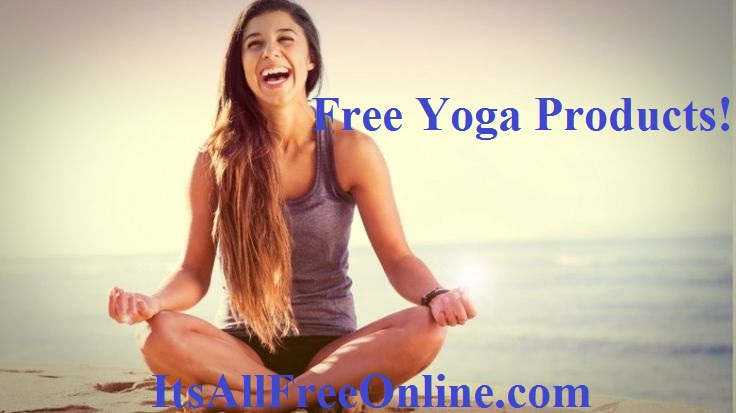 free yoga products