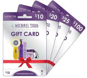michael todd gift cards