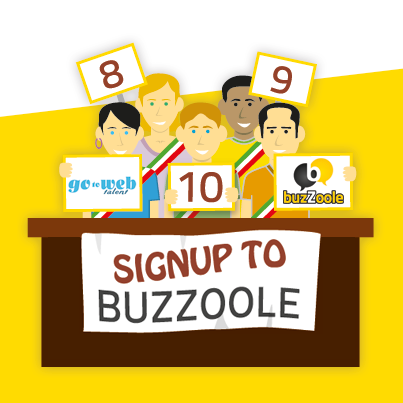 buzzoole signup
