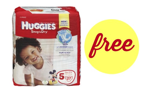 huggies free jumbo