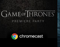house party chromecast