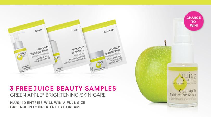 juice beauty sample