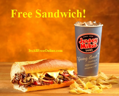 free jersey mikes