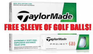 taylor made golf balls