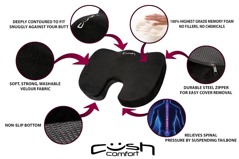 cush comfort