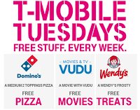 tmobile tuesdays