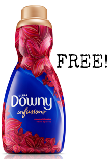 FREE Downy Infusions Fabric Softener