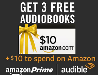 BUY AUDIBLE BOOKS WITH AMAZON GIFT CARD