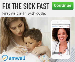 amwell 1 code