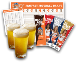 hooters draft kit