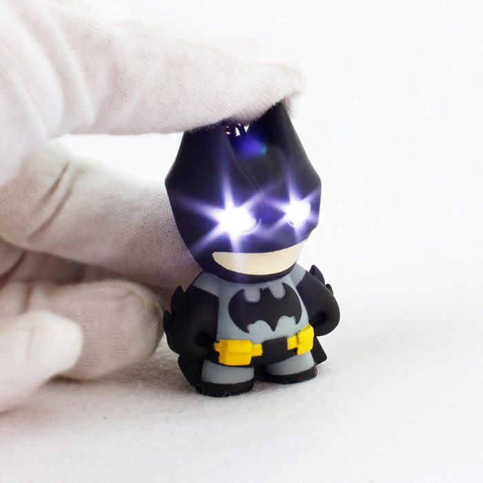 batman led keychain
