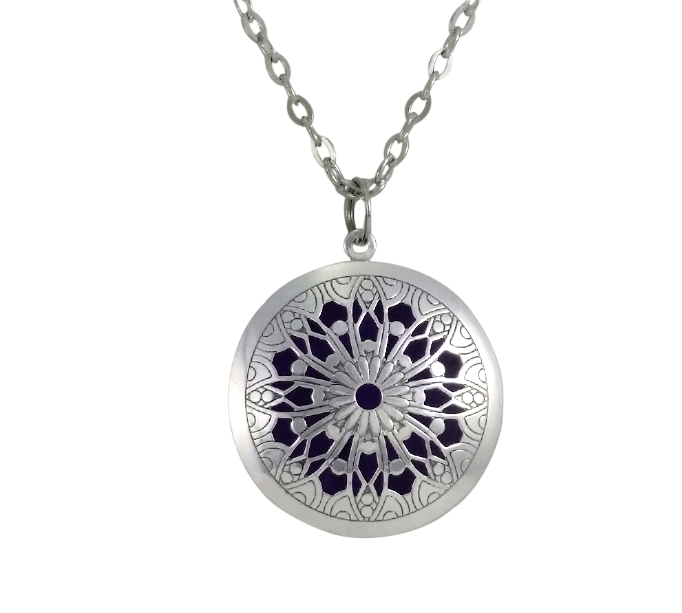 Free Essential Oil Diffuser Necklace