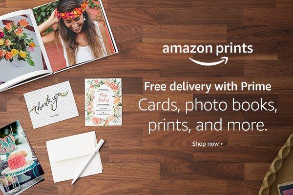 amazon photo prints