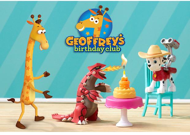 geoffrey birthday club