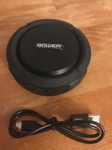Bower Rugged Bluetooth Speaker Deal