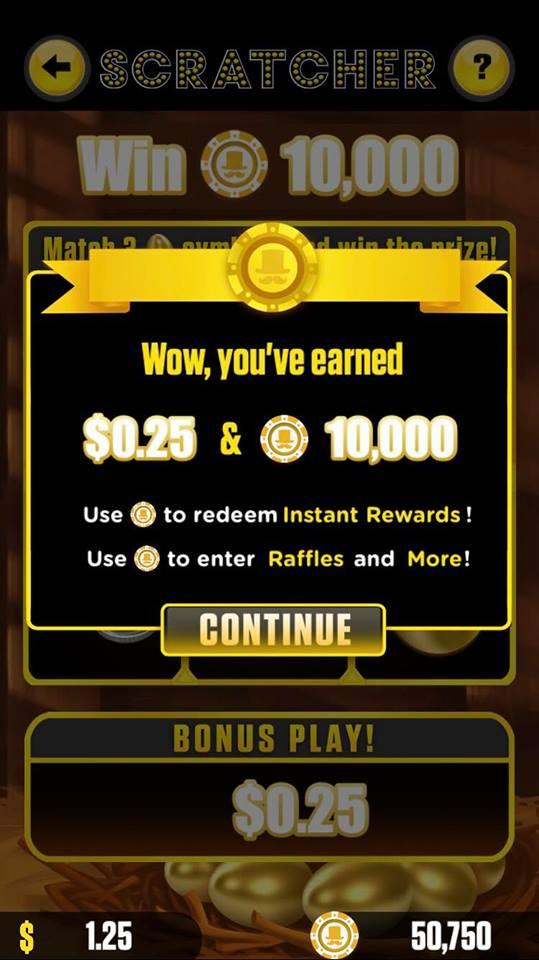 Lucky Day App